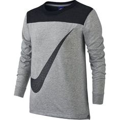 Nike Girls' Sportswear Long Sleeve T-shirt