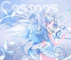 Cosmos / Sailor moon by tsehuri.deviantart.com on @DeviantArt