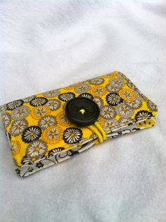 Business Card Holder Credit Card Holder Gift Card by SuzySewz, $10.50