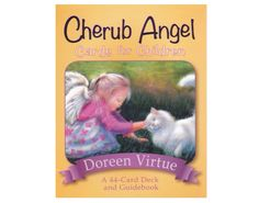 I am so excited that these tiny new cherub angel cards for children are finally available at bookstores!
