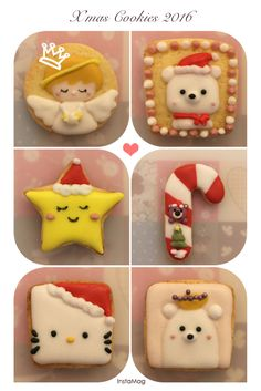 X'mas Cookies 2016 - by S.Y.