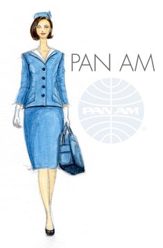 I was a Pan Am Stewardess in my previous life...