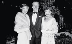 Walt Disney | Author P.L. Travers (right), who created the character of a magical nanny in a series of Mary Poppins books, may have been all...