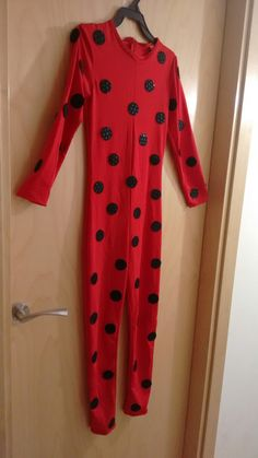 Disfraz Ladybug hecho por mi ledesma.claudia91@gmail.com