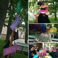 Our #Tipsytea Party!
