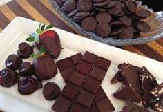 Healthy Home Made Chocolate