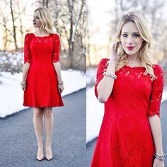 We just cannot get enough of @katiesbliss wearing @elizajdresses #feelpretty