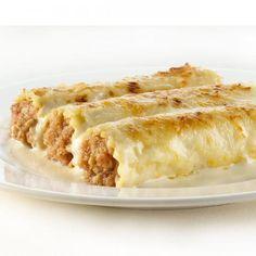 Para celebrar el día de las madres te traemos los Canelones de pollo / Cannelloni di pollo. http://ow.ly/kW7ie