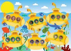 Vorschule Basteln Winter – Rebel Without Applause Classroom Board, Preschool Classroom, Classroom Themes, Orla Infantil, Summer Bulletin Boards, Art For Kids, Crafts For Kids, Birthday Charts, Ocean Crafts