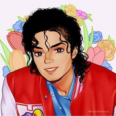 Michael Jackson Drawings, Michael Jackson Art, Michael Art, Jackson 5, Michelangelo, Michael Jackson Smooth Criminal, The Jacksons, Designs To Draw, Cool Drawings