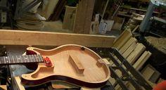 Prs Guitars - Guitar What You Should Know Prs Guitar, Guitar Shop, Leather Guitar Straps, Guitar Building, Guitar Strings, Custom Guitars, Guitar Design, Types Of Music, Kids Songs