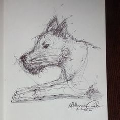 """71 curtidas, 3 comentários - Autoria: @altillierme_carlo (@desenhos_do_alti) no Instagram: """"Dog  Dia 294... #desenhosdoalti #desenhos #sketch #sketchers #sketchbook #art #artlovers #artbrazil…"""""""