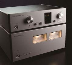 Pre amply Luxman C-900U cung cong nghe cao cap