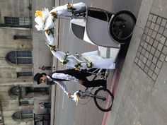 Wedding Rickshaw!