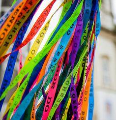 Brazilian Wish Bracelets (Senhor do Bonfim) - Bahia