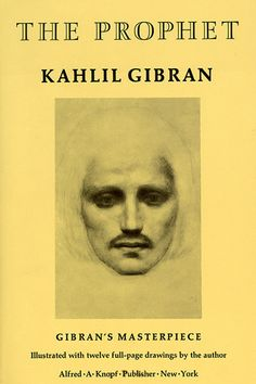 The Prophet by Kahlil Gibran.Have had this in the house for over 40 years and still fnd his writings enlightening