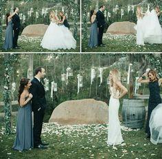 Dress wedding 2 in 1