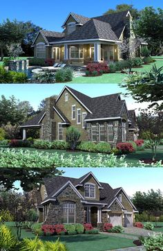 House Plan chp-47376 at COOLhouseplans.com