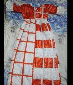 African Fashion Dresses, African Dress, Hijab Fashion, Kids Dress Patterns, African Children, Africa Fashion, African Design, Kids Fashion, Womens Fashion