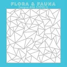 Bildergebnis für Flora and Fauna ARCTIC stencil