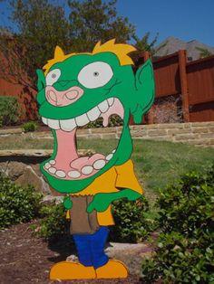 Goblin Yard Art