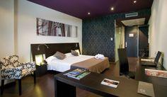 Hotels near Madrid Airport.  High Tech Nueva Castellana.
