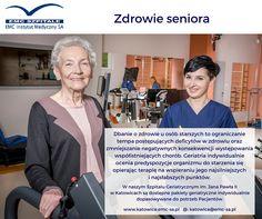 O zdrowie seniora trzeba dbać w szczególny sposób i dopasowywać opiekę medyczną do indywidualnych potrzeb osób starszych. W Szpitalu Geriatrycznym im. Jana Pawła II w Katowicach są specjaliści, którzy potrafią świetnie zadbać o swoich Pacjentów.