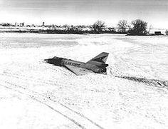 F-106 po wylądowaniu