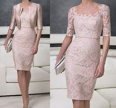 Stock-Free-Jacket-Lace-mother-of-the-bride-dress-women-formal-occasion-outfit