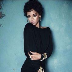 Rihanna  http://instagram.com/bombshelllooks