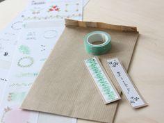 Little Hannah: Kraft y verde: combo perfecto para un packaging