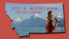 """Find out more about living a """"MONTANA strong"""" lifestyle! Log on to bigvalleyradio.com and go to the Fit 4 Montana home page...listen weekdays on the live stream at 1:20 pm MST or on demand! Thanks for listening!"""
