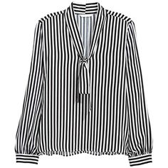 Trend Alert: Pussybow Blouses | sheerluxe.com