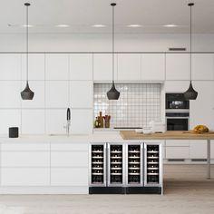 viinikaappi keittiössä – Google-haku Wine Cabinets, Kitchen Cabinets, Haku, Cork, Google, Home Decor, Decoration Home, Room Decor, Kitchen Base Cabinets