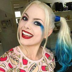 Joker Und Harley Quinn, Harley Quinn Halloween, Harley Quinn Cosplay, Marvel Dc, Laura Gilbert, Joker Outfit, Harle Quinn, Deadpool, Roland Barthes