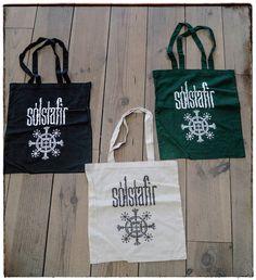 Sólstafir — Tote Bags
