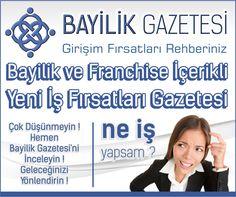 Bayilik & Franchise ve Girişim Fırsatları içerikli İnternet Gazetesi. http://www.bayilikgazetesi.com.tr  bayilik, bayilikler, bayilik verenler..