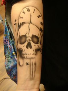 NEU Airbrush Tattoos - facepainters Hinte