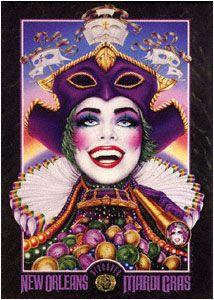 1992 Discover Mardi Gras