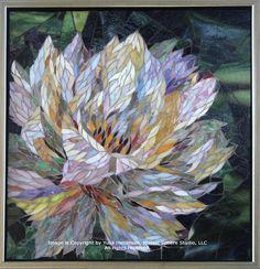 Flower Mosaics by Yulia Hanansen | Yulia Hanansen Mosaic Art