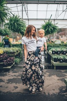 Garden Mama Little Sprout – The Southern Trunkmothersday // mommy // child // daughter // son // photography // portrait // baby // photo // picture // children // newborn // toddler //