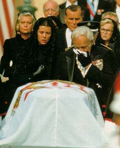 The Princely couple and HH Pope Pius XII  The funeral of Princess Grace  The Princely Couple with HH Pope John Paul II  Charlotte Casiraghi...