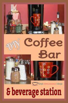 DIY coffee bar and beverage station ideas for the kitchen. Coffee Meme, Coffee Drinks, Coffee Coffee, Coffee Break, Coffee Shop, Lavazza Coffee Machine, Coffee Tattoos, Coffee Packaging, Coffee Branding