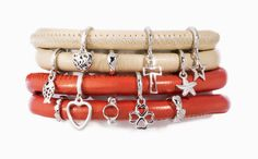 The new, fresh orange bracelet by Endless Jewelry! Coming to #Orloffjewelers this fall