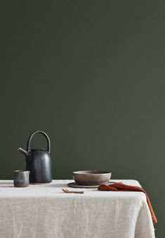 The new Jotun Lady Color Chart 2019 is here and comes in three fantastic new color palettes: Refined, Raw and Calm! Interior Wall Colors, Interior Walls, Best Interior, Interior Styling, Dark Interiors, Colorful Interiors, Nordic Design, E Design, Palette Verte
