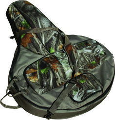 Crossbow Case Soft case for bow and accessories Designed with comfort in