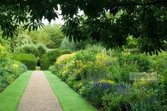 gardens in a straight line | 17 Best images about Landscaping / straight lines ...