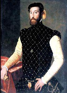 ¡¡¡Buenos días compañeros/as!!! Esta imagen es el supuesto retrato de un poeta nacido en Toledo en 1501. Tal como él mismo admite en un fragmento de su Égloga III, él es el modelo del perfecto caballero renacentista. ¿Cuál es su nombre?...