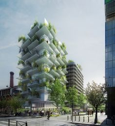 Réinventer Paris: A Competition to Write History with Nature in Paris | The Nature of Cities