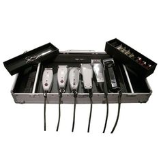 Aluminum Barber Clipper Mobile Carrying Case
